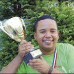 Ganador Concurso Nacional de Ortografía 2008
