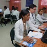Inauguran sistema de videoconferencia en Hospital Central