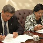 La SEESCyT firma acuerdo con Universidad de Alcalá