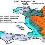 Colonia francesa de Saint Domingue 1794
