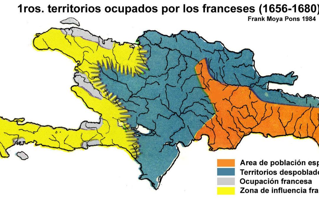 Ocupación francesa en SD entre 1656-1680