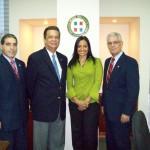UNPHU firma acuerdo con fundación