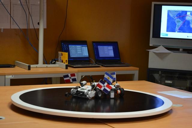 Competencia de Robots sumo