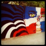 Excelente Graffiti escolar