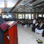 UFHEC XVII graduación ordinaria