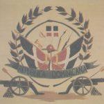 Historia del escudo de armas dominicano