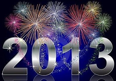 Feliz y prospero 2013