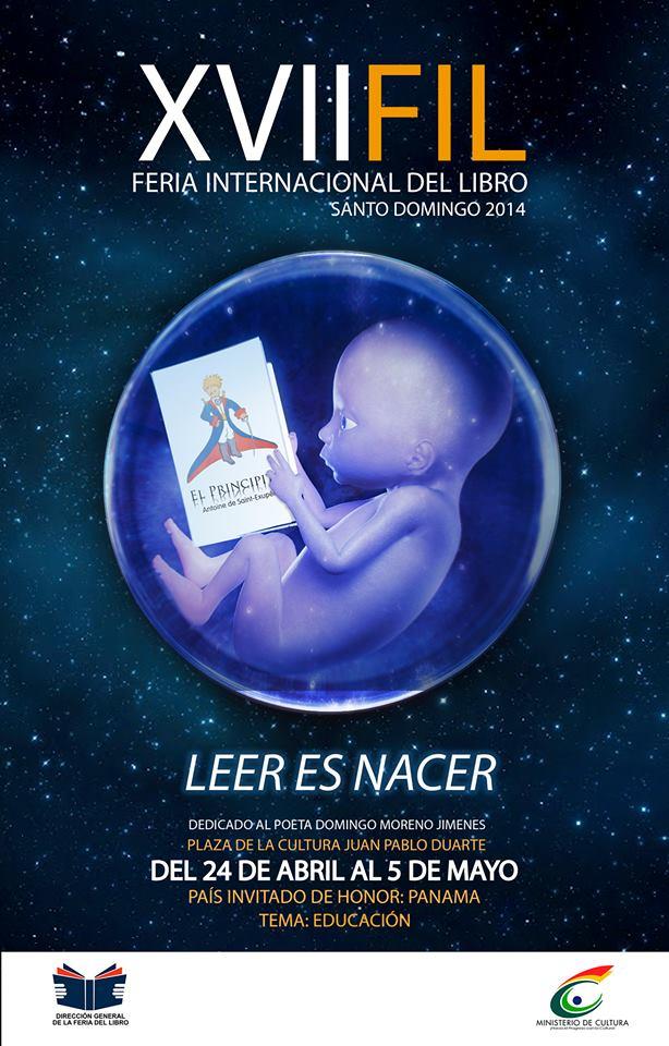 Logo Feria del Libro 2014