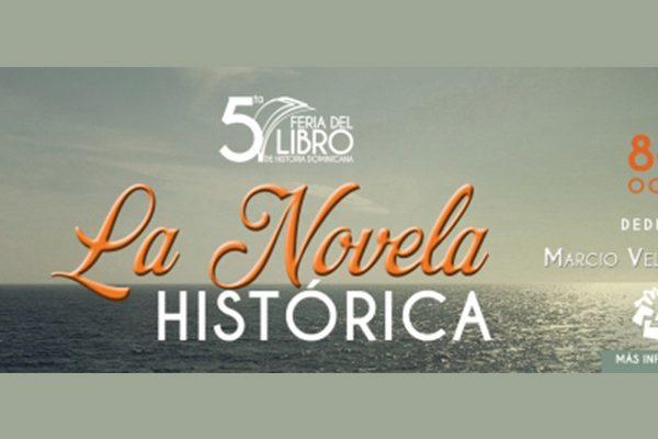 AGN, Feria del Libro, Novela HIstorica