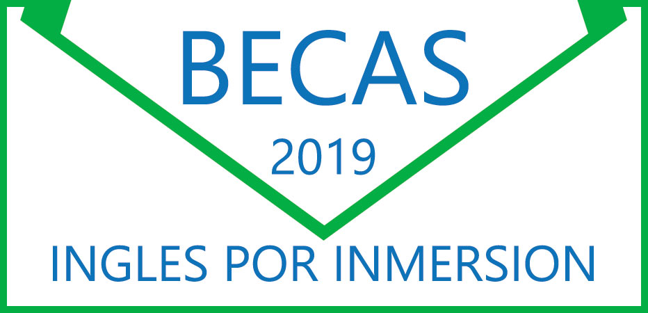 Becas, Ingles por inmersion, becas ingles
