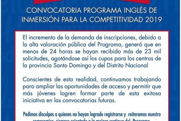 Ingles de Inmersion