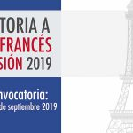 Becas Frances por Inmersion 2019