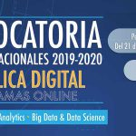 Becas Internacionales Republica Digital 2019-2020