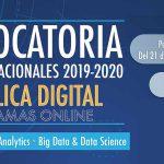 Becas Internacionales Republica Digital 2019-2020