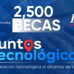 Becas ITLA puntos tecnologicos