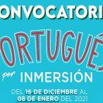 Becas Portugués por Inmersión 2021