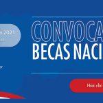 Becas Nacionales MESCYT 2021