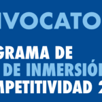 Becas Ingles por Inmersion 2022